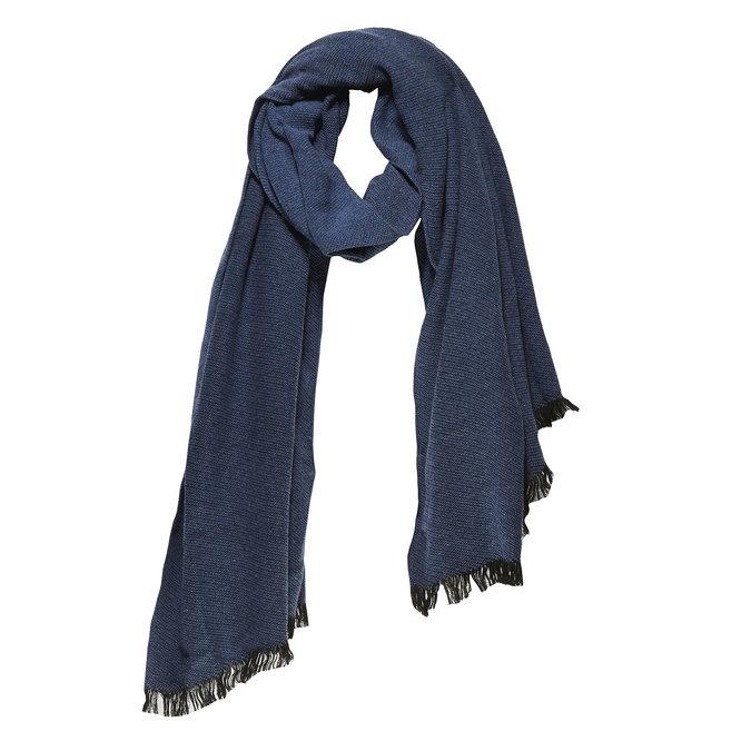 Scarf bata, modrá, 909-9281 - 13