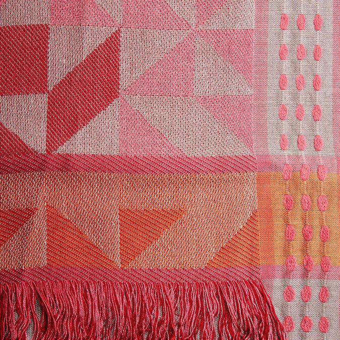 šátek fraas, červená, 929-5031 - 26