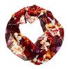 barevný kruhový šátek fraas, červená, 929-5029 - 13