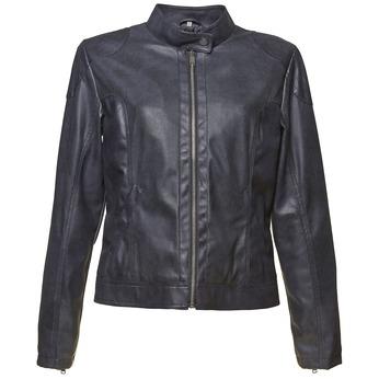 Dámská bunda do pasu bata, černá, 971-6113 - 13