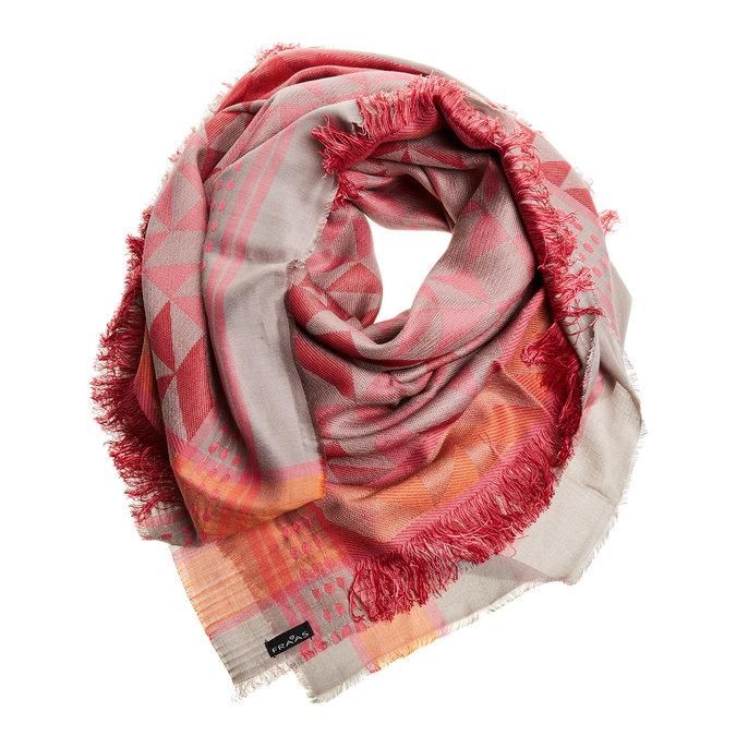 šátek fraas, červená, 929-5031 - 13