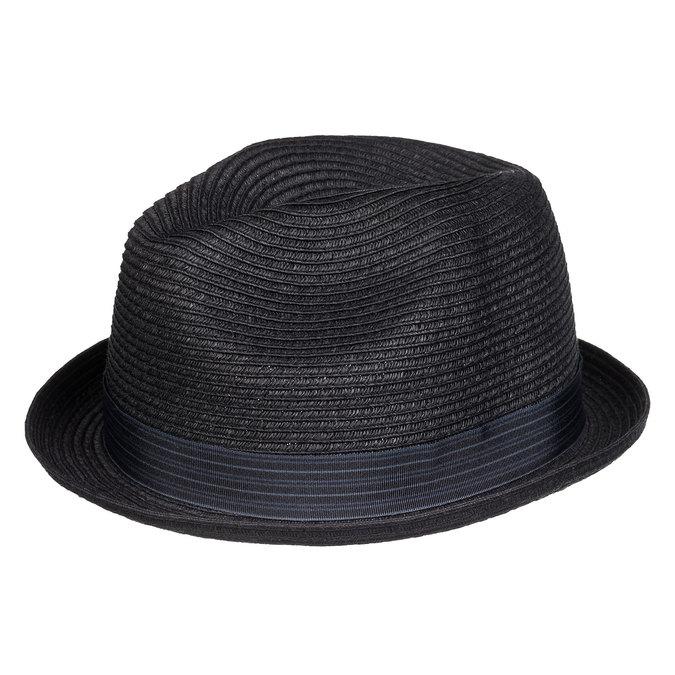 Černý klobouk quiksilver, černá, 929-6026 - 13