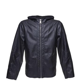 Pánská bunda s kapucí bata, černá, 971-6161 - 13