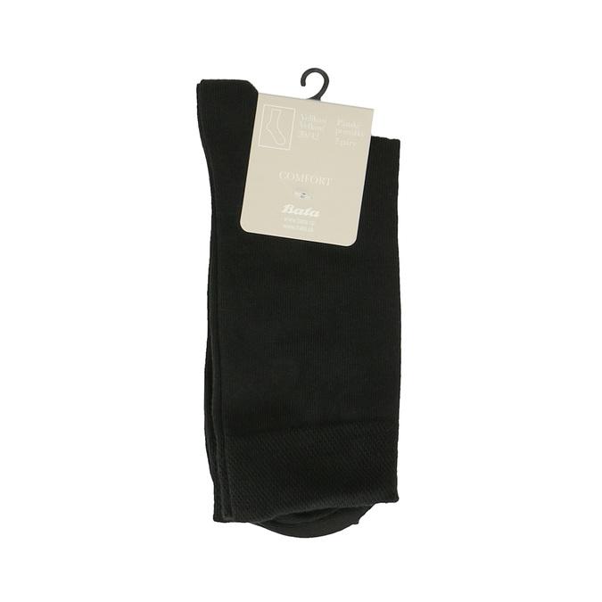 Pánské ponožky 2 páry bata, černá, 919-6363 - 13
