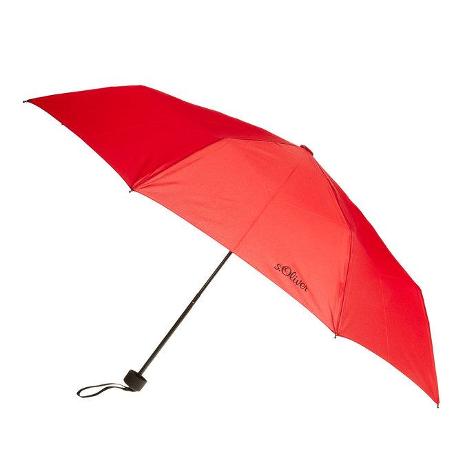 Deštník s-oliver, červená, 909-5100 - 13