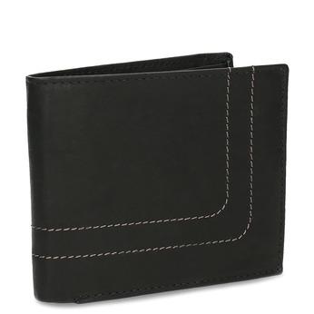 Pánská kožená peněženka bata, černá, 944-6147 - 13