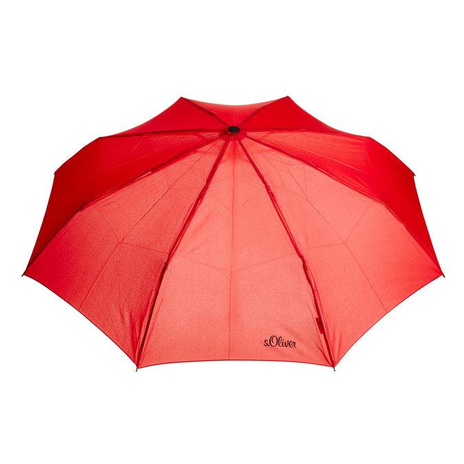Deštník s-oliver, červená, 909-5100 - 26