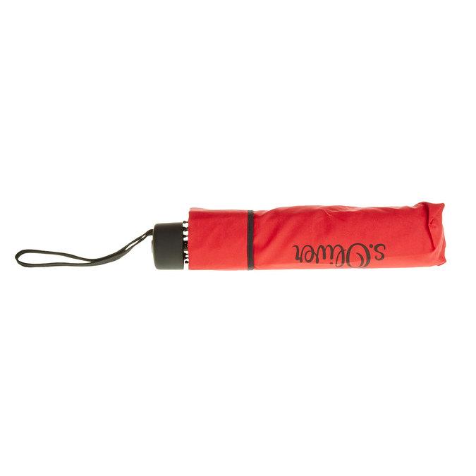 Deštník s-oliver, červená, 909-5100 - 16