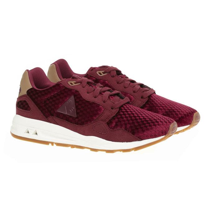 Sportovní běžecká obuv le-coq-sportif, červená, 509-5104 - 26