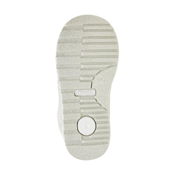 Stříbrné dětské tenisky primigi, stříbrná, 129-1141 - 26