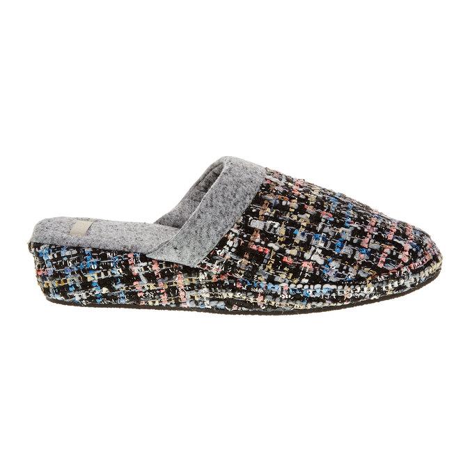 Dámská domácí obuv bata, 579-0114 - 26