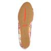 Dámské kožené baleríny rockport, červená, 526-5102 - 26