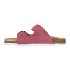 Dětské růžové pantofle de-fonseca, růžová, 373-5600 - 26