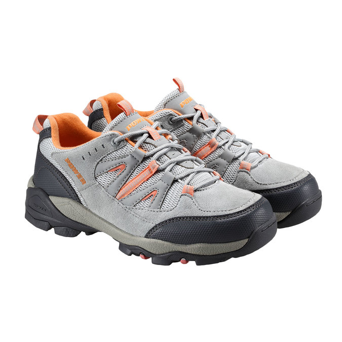Dámská sportovní obuv power, šedá, 503-2500 - 26