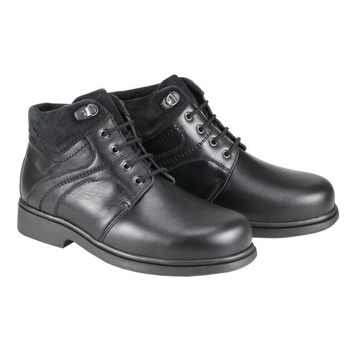 Pánská zdravotní obuv Sam medi, černá, 894-6230 - 26