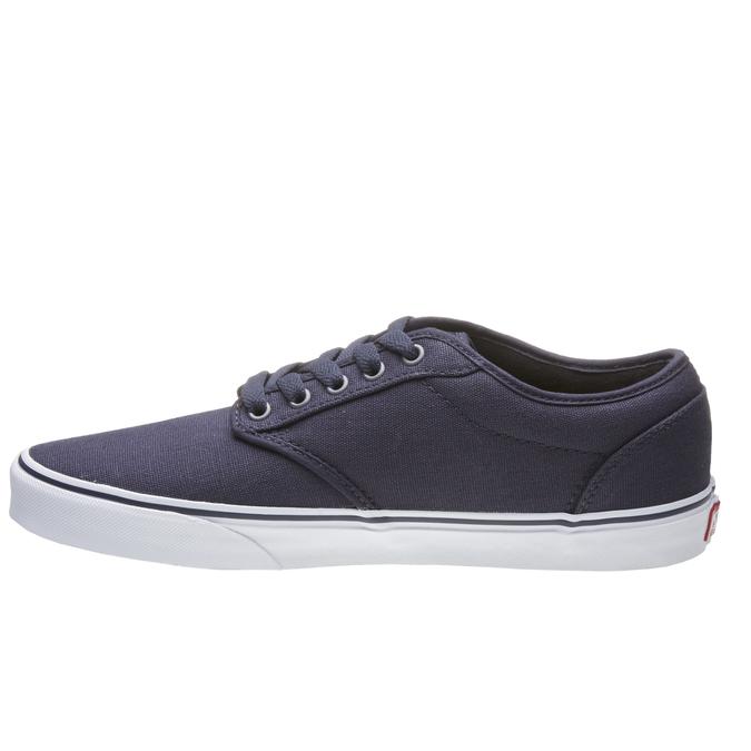 Klasické tenisky vans, modrá, 889-9160 - 15