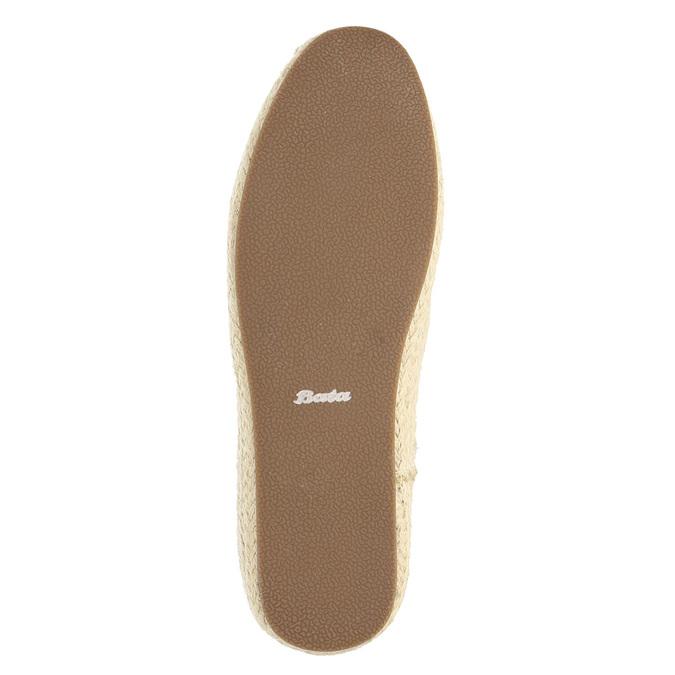 Pánské Slip on boty bata, modrá, 839-9116 - 26