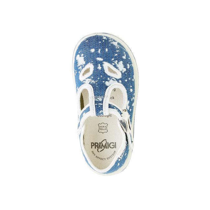 Dětské boty primigi, modrá, 119-9125 - 19