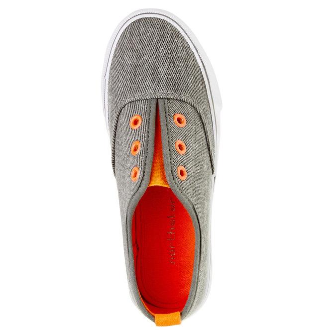 Dětské Plim Soll boty mini-b, šedá, 319-2150 - 19