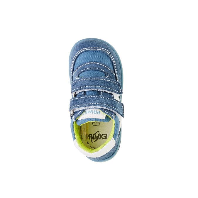 Dětské tenisky na suché zipy primigi, modrá, 119-9141 - 19