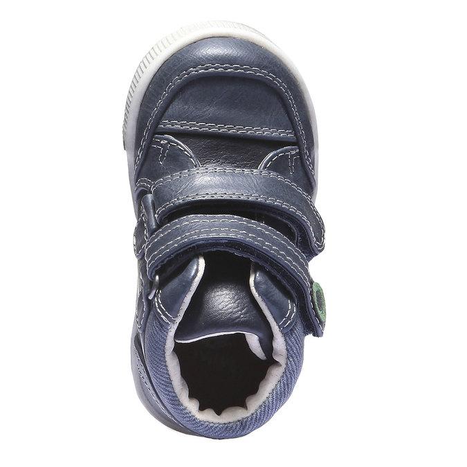Dětské tenisky mini-b, modrá, 111-9100 - 19
