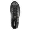 Dámské tenisky s denimovým svrškem diesel, černá, 589-6166 - 19