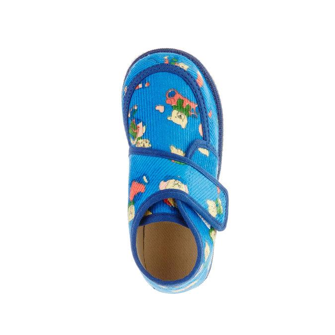 dětská domácí obuv bata, 179-9010 - 19