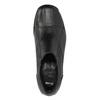 Dámská kožená obuv bata, černá, 556-6101 - 19