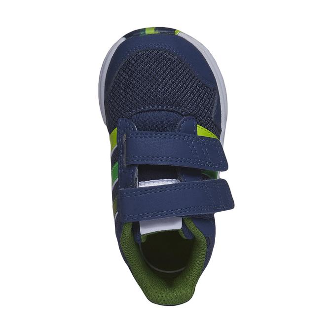 Dětské sportovní tenisky adidas, modrá, 109-9164 - 19