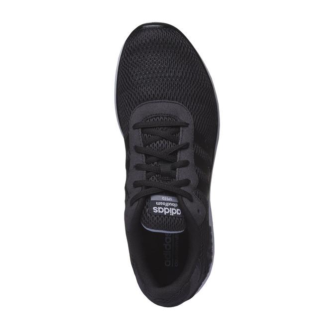 Pánské sportovní tenisky adidas, černá, 809-6117 - 19