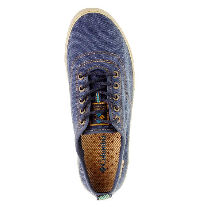 Ležérní pánské tenisky columbia, modrá, 849-9026 - 19
