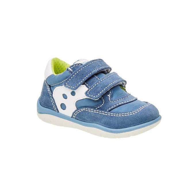 Dětské tenisky na suché zipy primigi, modrá, 119-9141 - 13