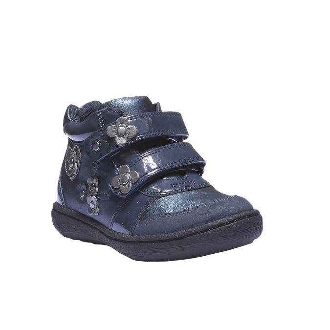 Barevné tenisky mini-b, modrá, 221-9141 - 13