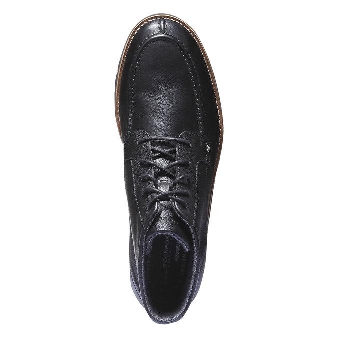 Ankle Boots rockport, černá, 894-6380 - 19
