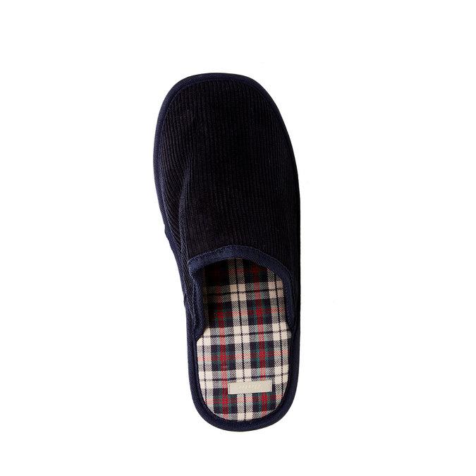 Pánská domácí obuv bata, 879-0166 - 19
