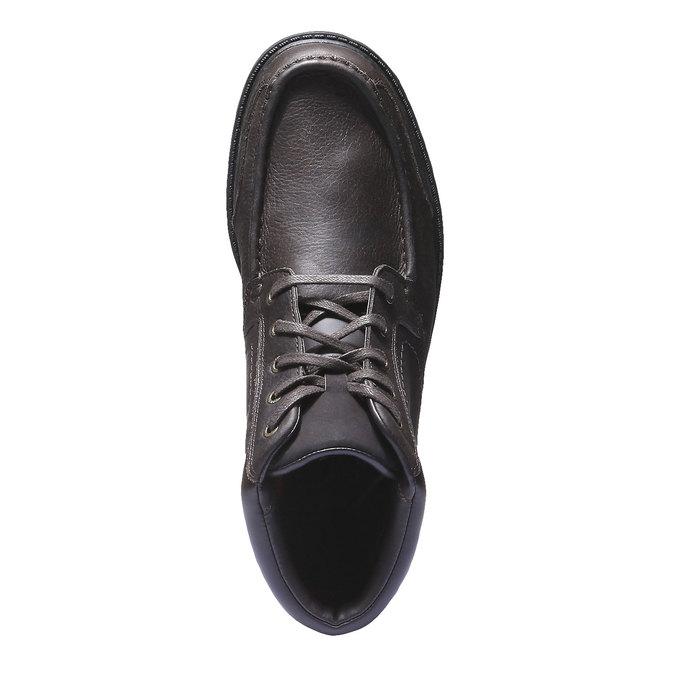 Ankle Boots rockport, hnědá, 896-4415 - 19