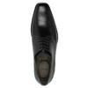 Pánské kožené polobotky bata, černá, 824-6720 - 19