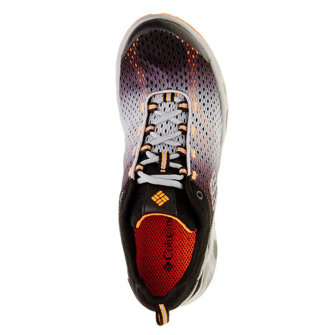 Pánská sportovní obuv columbia, černá, 849-6027 - 19