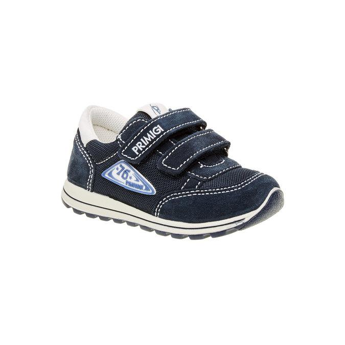 Dětské tenisky na suché zipy primigi, modrá, 119-9137 - 13