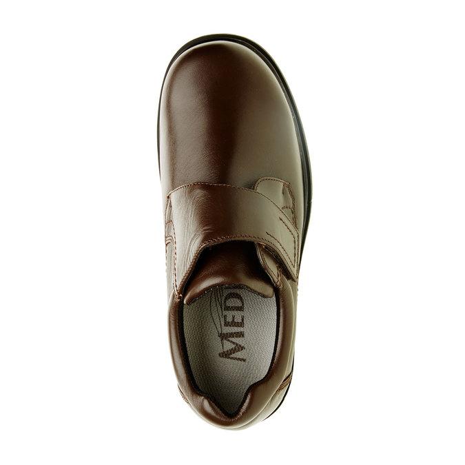 Pánská zdravotní obuv Paul (164.6) medi, hnědá, 854-4232 - 19