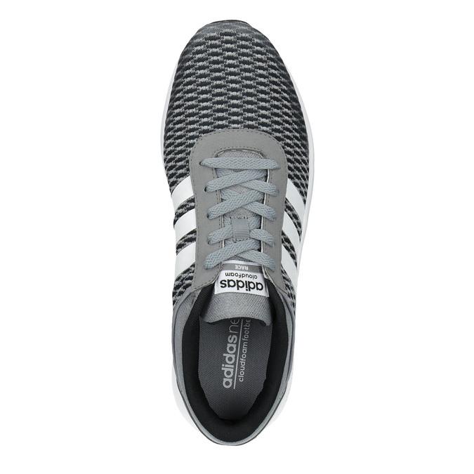 Pánské tenisky adidas, šedá, 809-2822 - 19