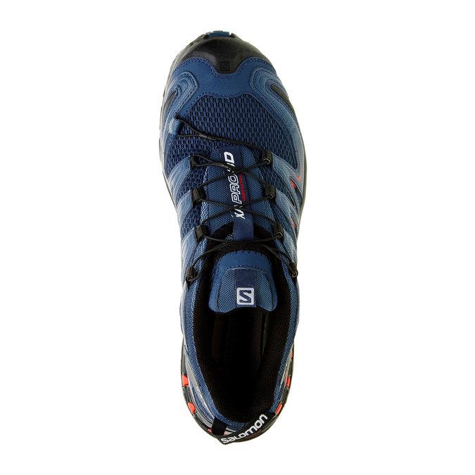 Pánská sportovní obuv salomon, modrá, 849-9023 - 19