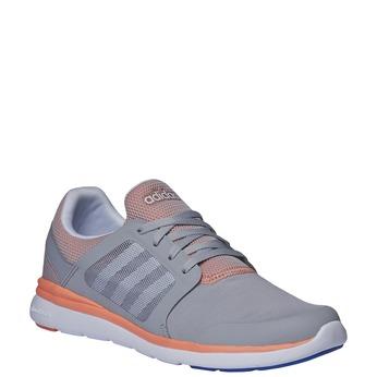 Dámská sportovní obuv adidas, šedá, 509-2686 - 13