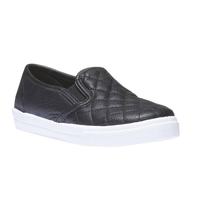 Kids shoes north-star-junior, černá, 321-6130 - 13