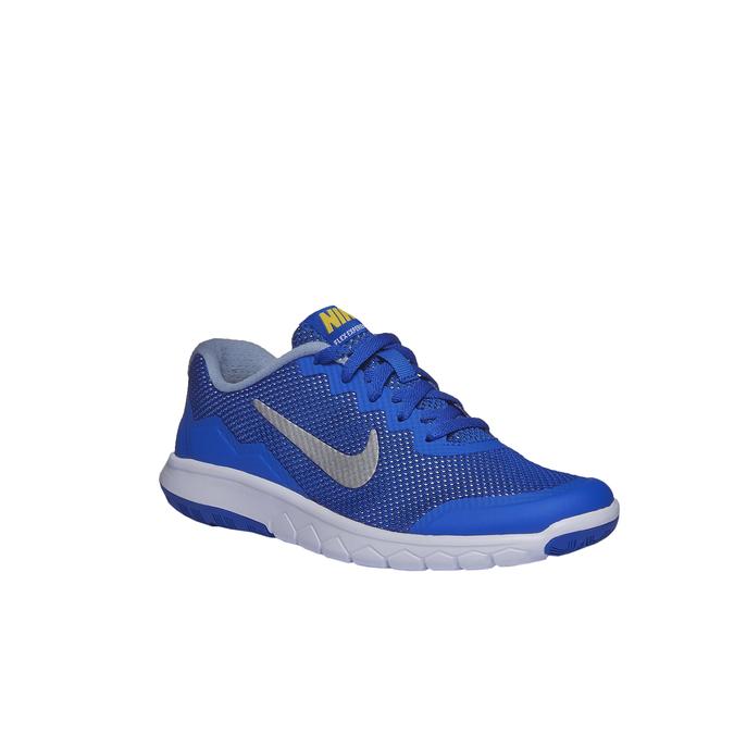 Modré sportovní tenisky nike, modrá, 409-9218 - 13