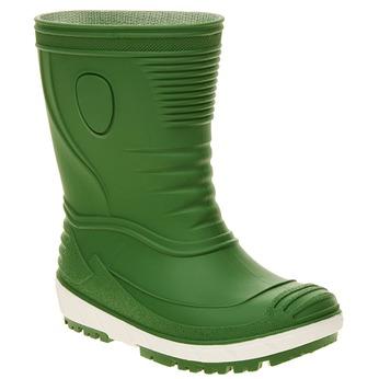 Dětské holínky mini-b, zelená, 392-7101 - 13