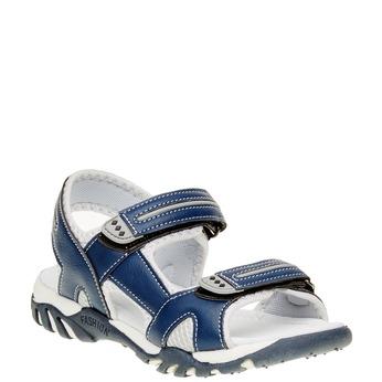Dětské sandály mini-b, modrá, 361-9181 - 13