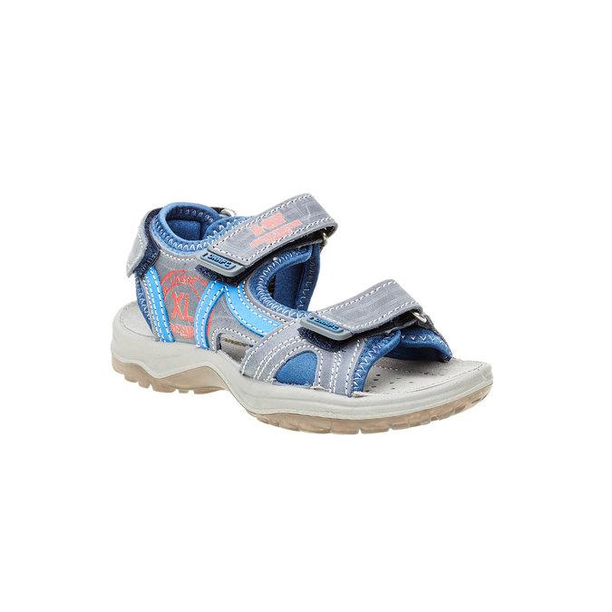 Dětské sandály weinbrenner-junior, modrá, 266-9162 - 13