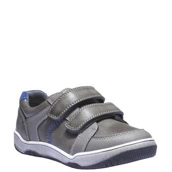 Tenisky na suchý zip mini-b, šedá, 311-2119 - 13
