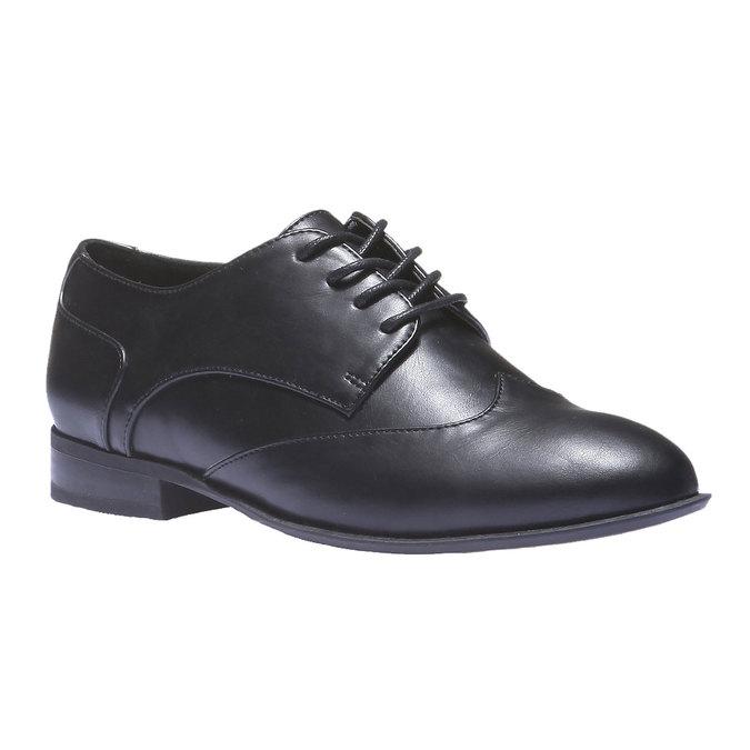 Dámské polobotky bata, černá, 521-6103 - 13